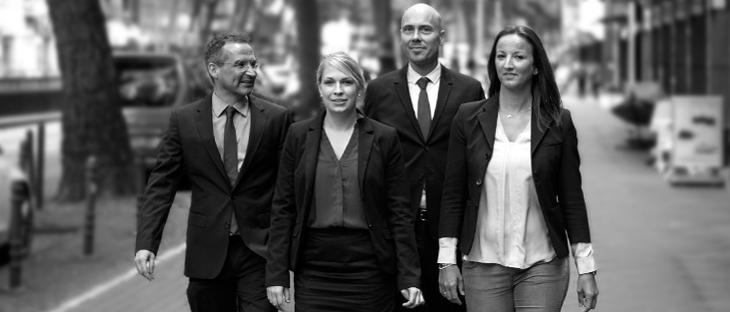Rechtsanwälte Wagner Halbe Teamfoto